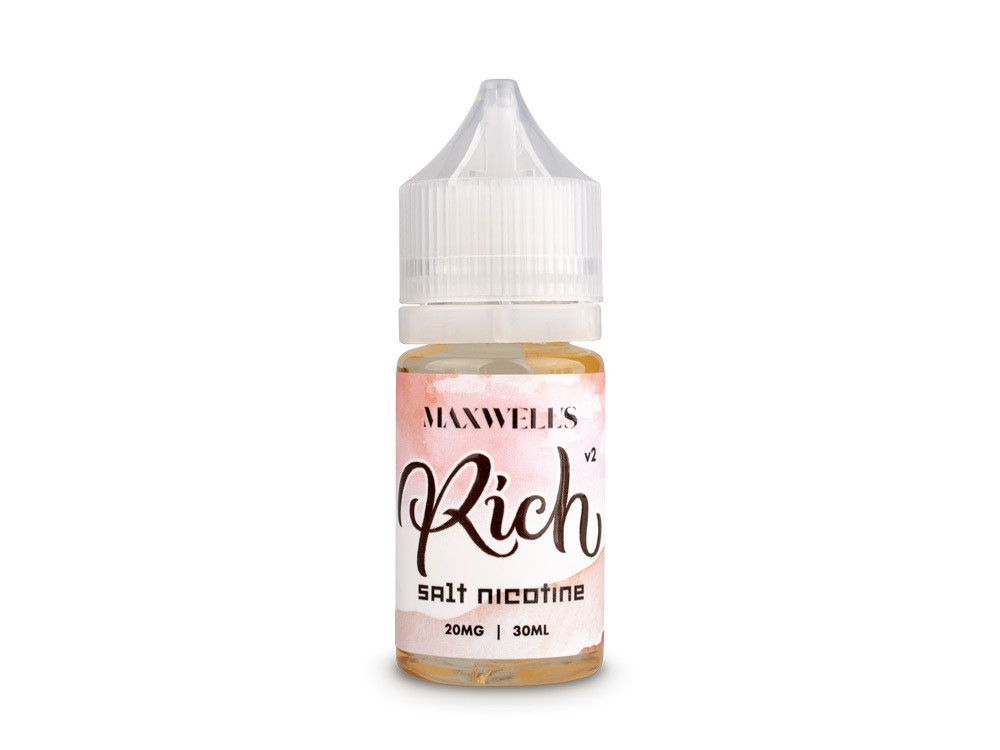 MAXWELLS: RICH WATERBERRY V2 SALT 30ML 20MG