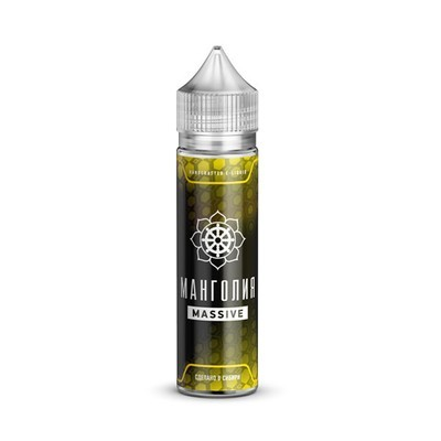 MASSIVE BY BLACKBOX: МАНГОЛИЯ 60ML