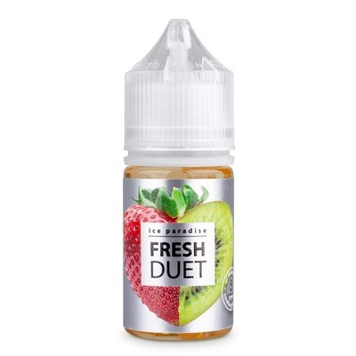 ICE PARADISE SALT: FRESH DUET 30ML