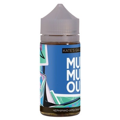 KATE'S GALLERY: MURMUROUS 100ML 0MG