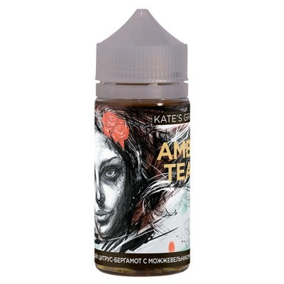 KATE'S GRAPHICS AMBER TEARS - 100ML 0MG