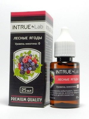 INTRUE LAB: ЛЕСНЫЕ ЯГОДЫ 25ML