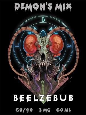 DEMON'S MIX: BEELZEBUB 60ML