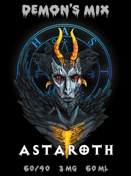 DEMON'S MIX: ASTAROTH 60ML