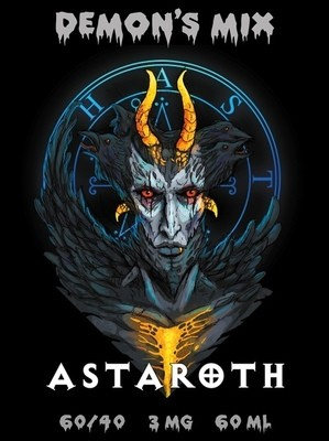DEMON'S MIX: ASTAROTH 60ML
