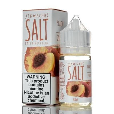 SKWEZED SALT: PEACH 30ML