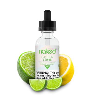 NAKED 100: GREEN LEMON 60 МЛ