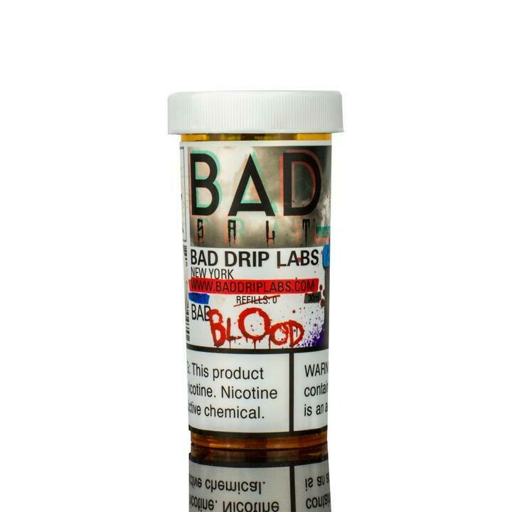 BAD SALTS: BAD BLOOD 30ML