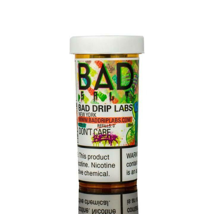 BAD SALTS: DONT CARE BEAR 30ML