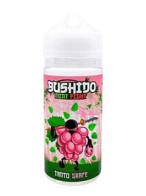 BUSHIDO MINT FIGHT: TANTO GRAPE 100ML
