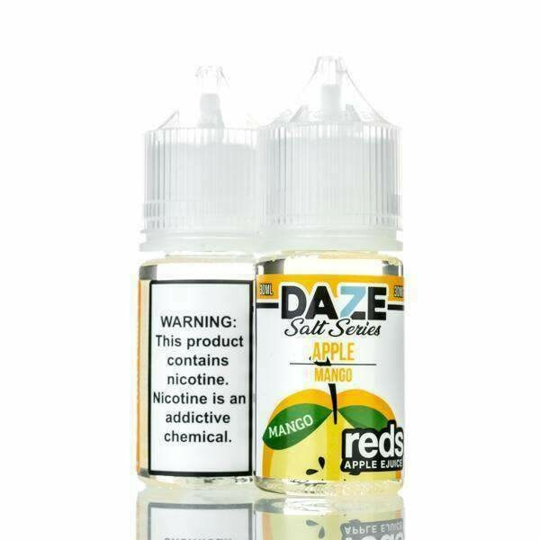 7 DAZE REDS SALT SERIES: MANGO 30ML