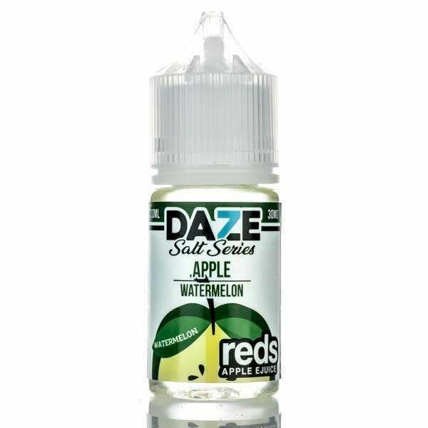 7 DAZE REDS SALT SERIES: APPLE WATERMELON 30ML