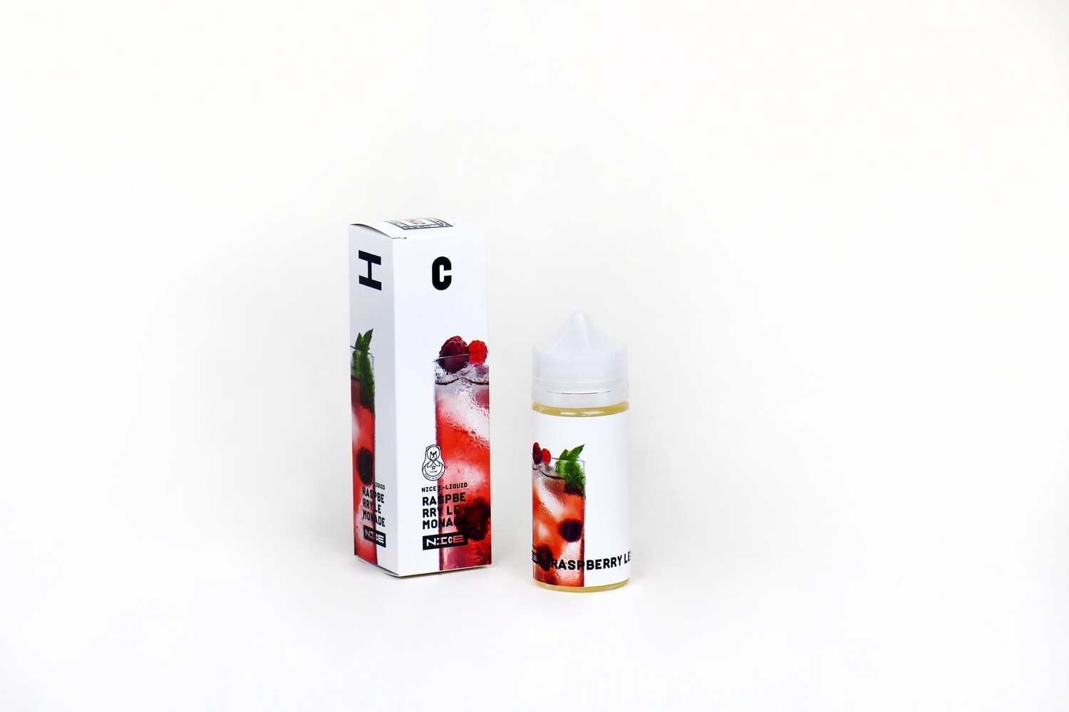 NICE BY URBN: RASPBERRY LEMONADE 95ML