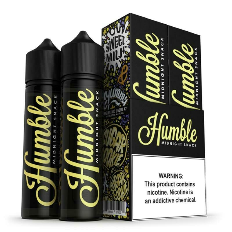 HUMBLE: MIDNIGHT SNACK 60ML