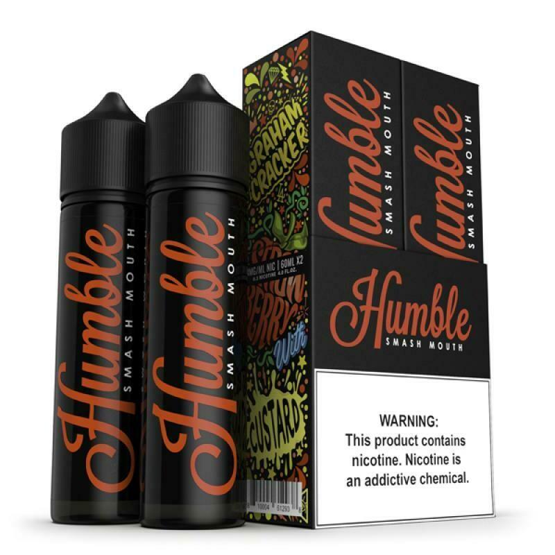 HUMBLE: SMASH MOUTH 60ML