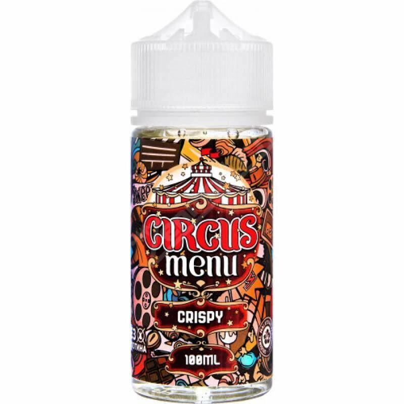 CIRCUS MENU BY COTTON CANDY - CRISPY 100ML
