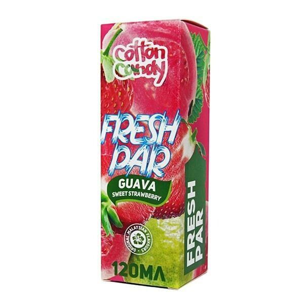 FRESH PAR: GUAVA SWEET STRAWBERRY 120ML