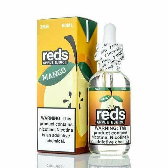7 DAZE REDS: MANGO  60ML