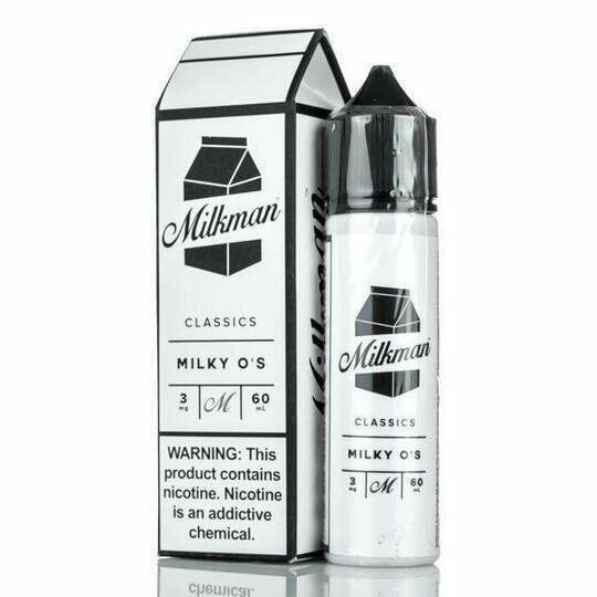 THE MILKMAN : MILKY O'S 60ML
