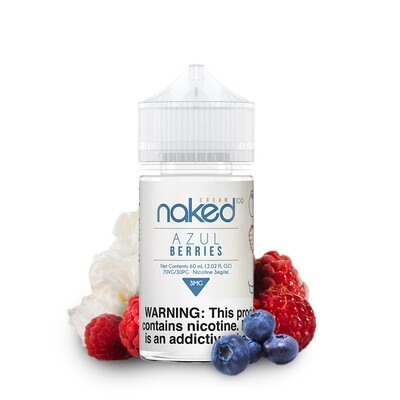NAKED 100: AZUL BERRIES 60ML