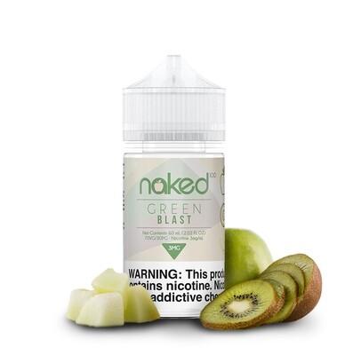 NAKED 100: GREEN BLAST 60 МЛ