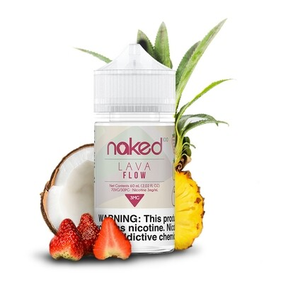 NAKED 100: LAVA FLOW 60 МЛ 0MG