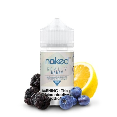 NAKED 100: REALLY BERRY 60 МЛ