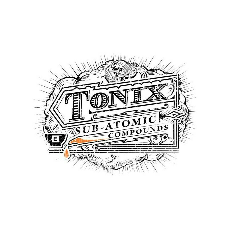 TONIX SALT BY ELEMENT: BLOODY ORANGE 30 ML