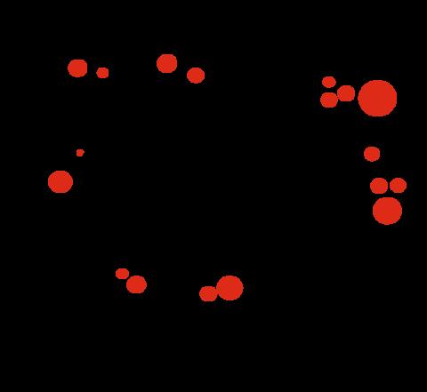 FAR SALT BY ELEMENT: NEON RED 30 ML