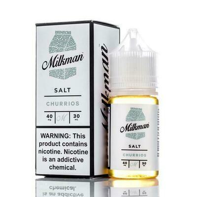 THE MILKMAN SALT: CHURRIOS 30ML