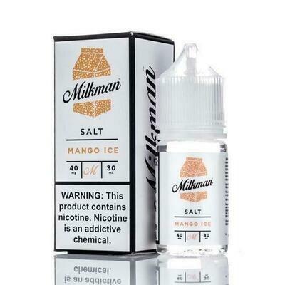 THE MILKMAN SALT: MANGO ICE 30ML