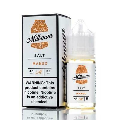 THE MILKMAN SALT: MANGO 30ML