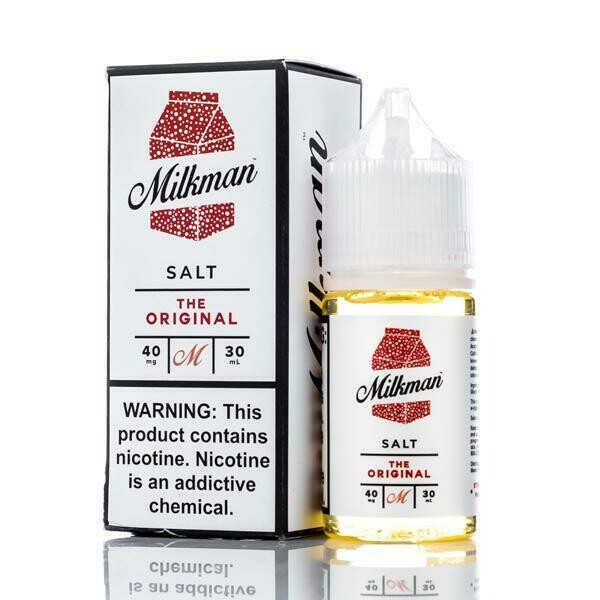 THE MILKMAN SALT: THE ORIGINAL 30ML 40MG