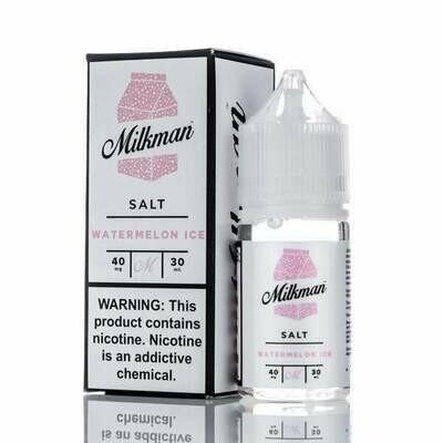THE MILKMAN SALT: WATERMELON ICE 30ML