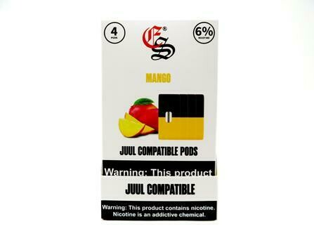 EONSMOKE PODS FOR JUUL: MANGO