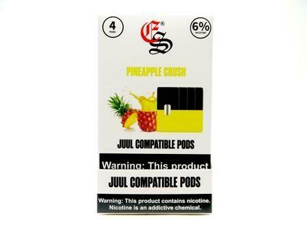 EONSMOKE PODS FOR JUUL: PINEAPPLE