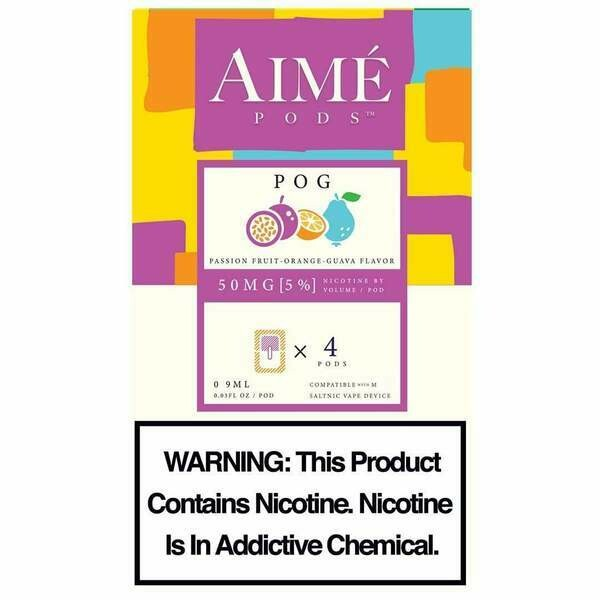 AIME PODS FOR JUUL: POG