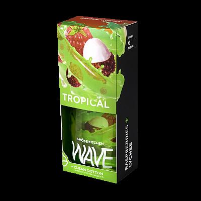 SMOKE KITCHEN WAVE: TROPICAL WAVE 100ML