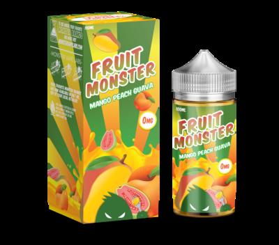 FRUIT MONSTER: MANGO PEACH GUAVA 100ML 3MG