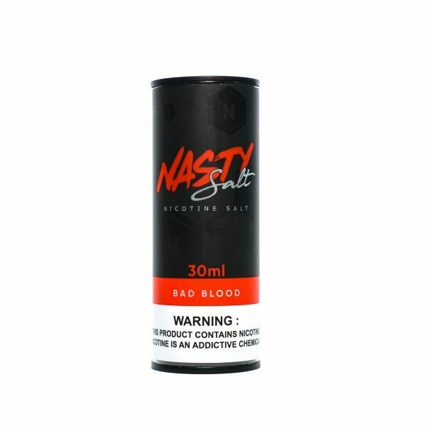 NASTY SALT: BAD BLOOD 30ML 35MG