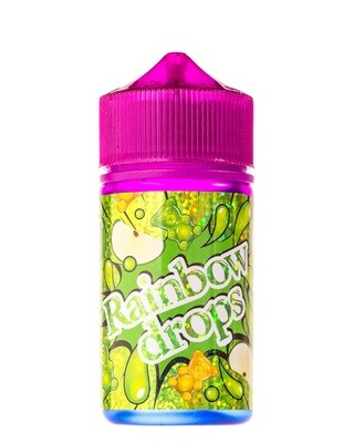 RAINBOW DROPS BY ДЯДЯ ВОВА: GREEN 80ML