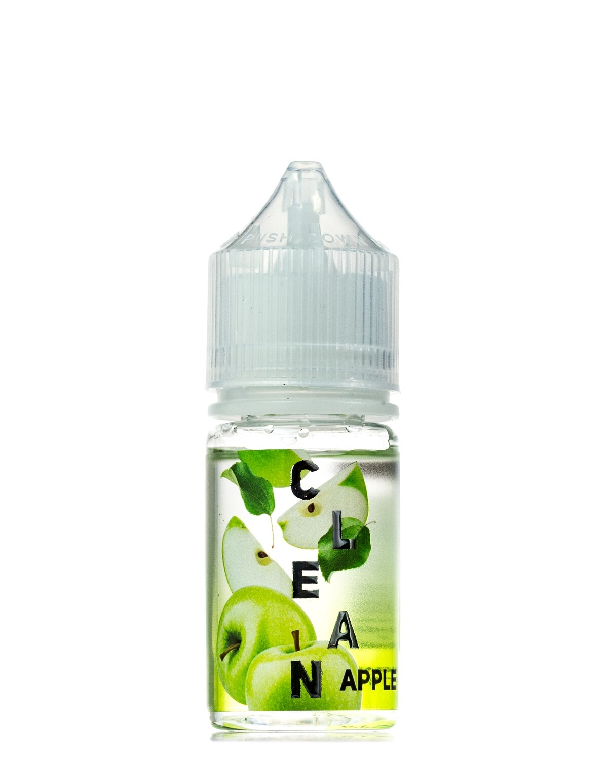 CLEAN BY ДЯДЯ ВОВА: APPLE 30ML 0MG