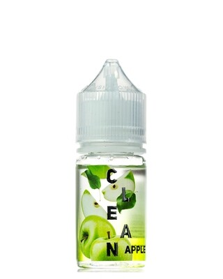 CLEAN BY ДЯДЯ ВОВА: APPLE 30ML