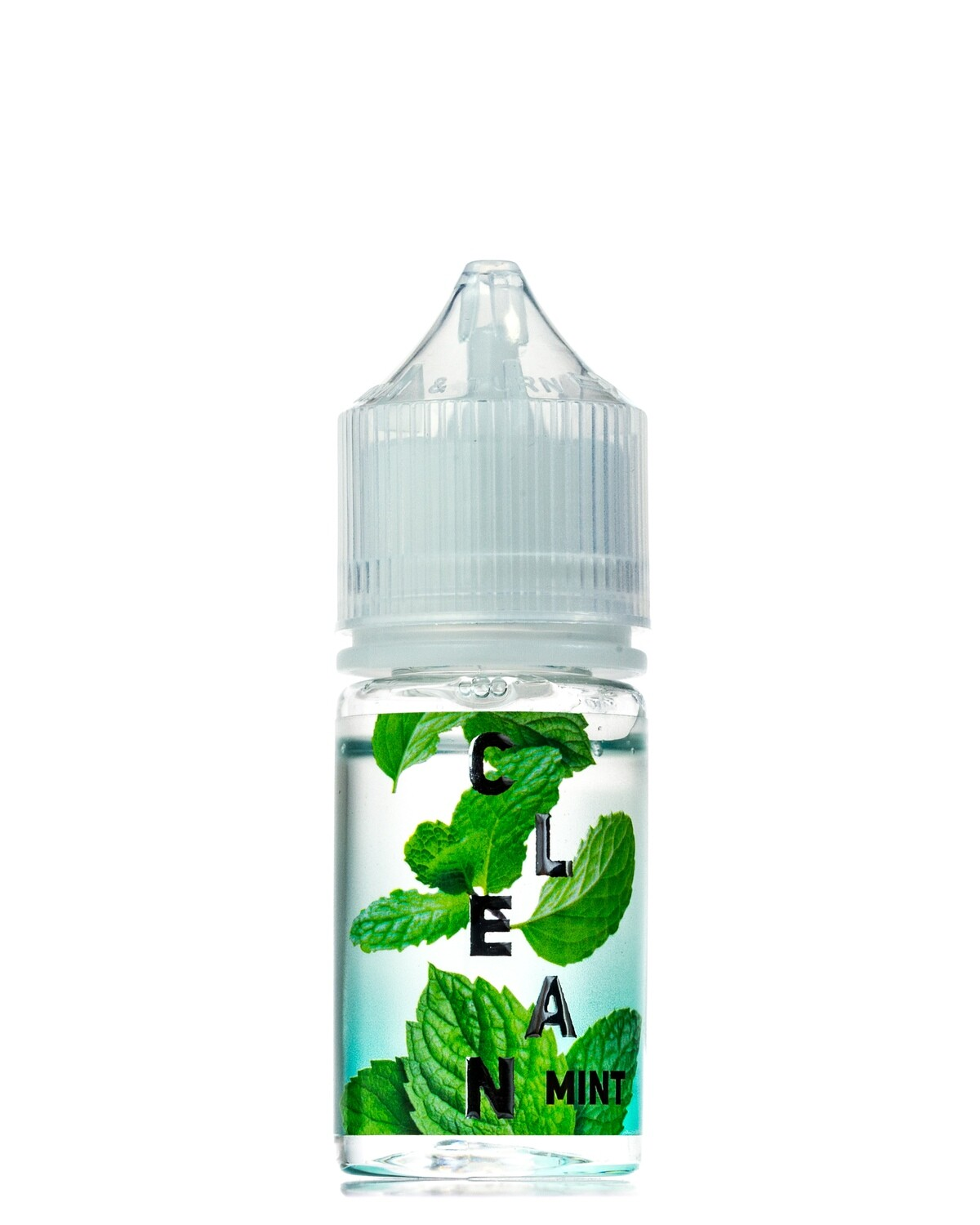 CLEAN BY ДЯДЯ ВОВА: MINT 30ML 0MG