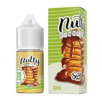 SWEET SHOTS BY ELTHUNDER SALT: NUTTY PANCAKES  30МЛ