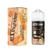EL THUNDER: SALTY CARAMEL 98ML