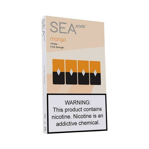 SEAPODS FOR JUUL: MANGO