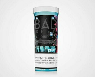 BAD DRIP: PENNYWISE ICED OUT 60ML