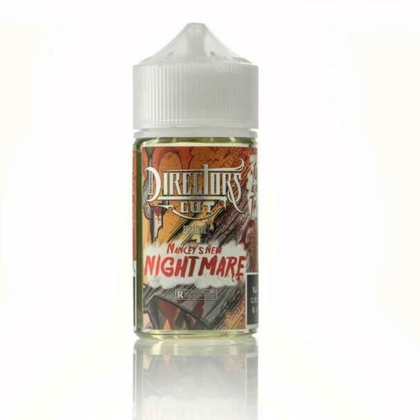 DIRECTORS CUT: NANCEY'S NEW NIGHTMARE 60ML  3MG