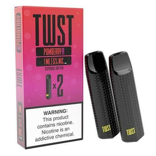 TWST DISPOSABLE POD: POMBERRY 50MG